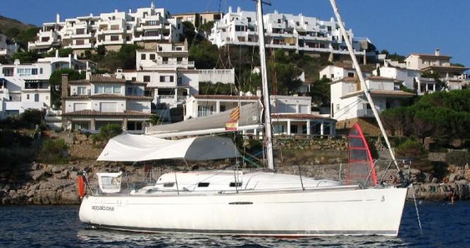 Noleggio Barca a vela a Argelès-sur-Mer – Bénéteau First 31.7