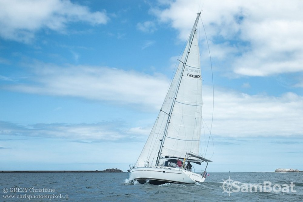 Noleggio Barca a vela con o senza skipper Dufour Cherbourg-en-Cotentin