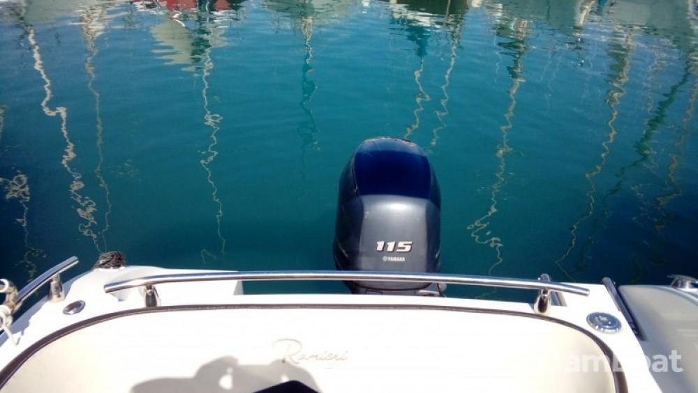Noleggio barche Ranieri Shadow 20 Nizza su Samboat