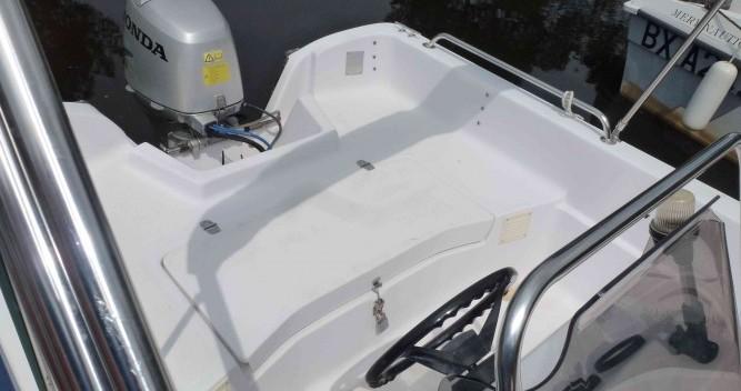 Noleggio Barca a motore Poseidon con patente nautica