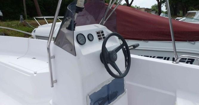 Noleggio barche Biscarrosse economico 510 Confort