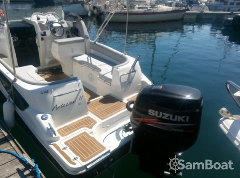 Noleggio yacht Marsiglia - Eolo 750 day su SamBoat