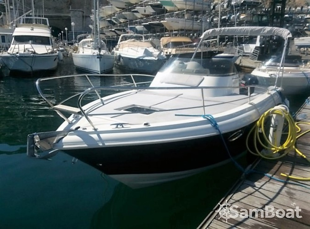 Noleggio Barca a motore con o senza skipper Eolo Marsiglia