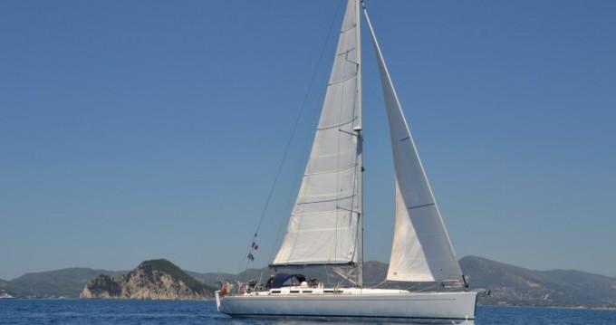 Barca a vela a noleggio a Corfù al miglior prezzo