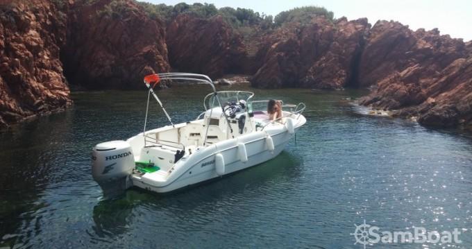 Noleggio yacht a Saint-Raphaël – Sessa Marine Key Largo 20 su SamBoat