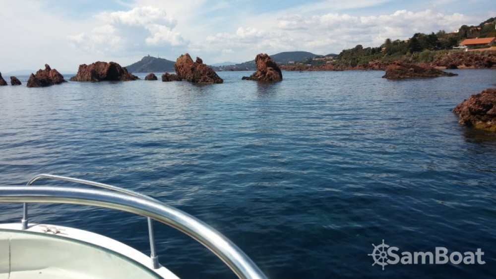 Noleggio yacht Saint-Raphaël - Sessa Marine Key Largo 20 su SamBoat
