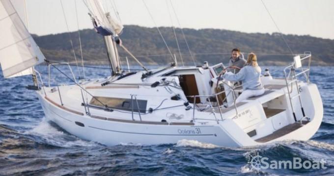 Noleggio barche Arzon economico Oceanis 31 Dl
