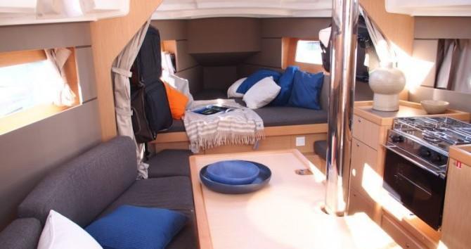 Noleggio Barca a vela a Arzon – Bénéteau Oceanis 35