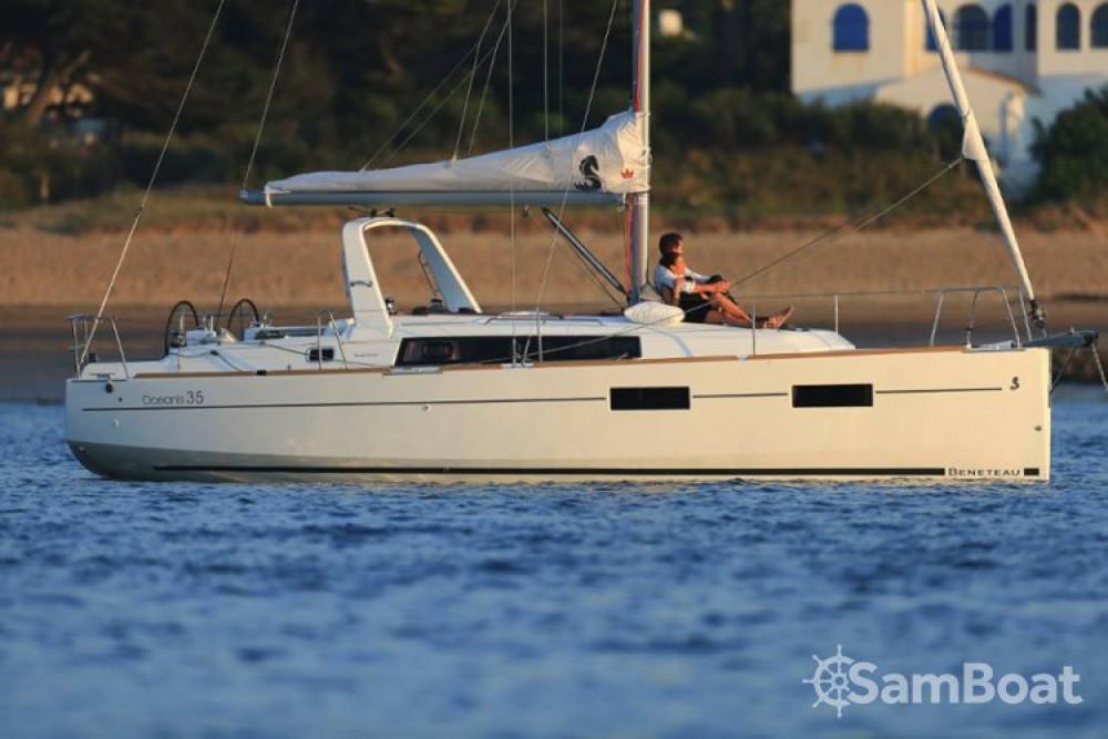 Noleggio yacht Arzon - Bénéteau Oceanis 35 su SamBoat