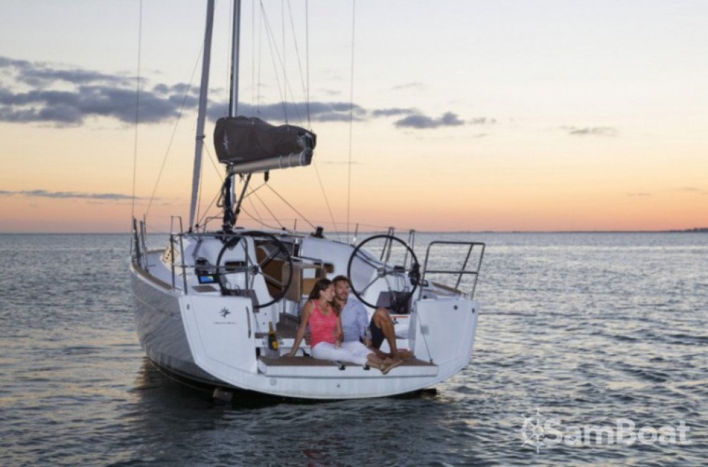Jeanneau Sun Odyssey 349 tra personale e professionale Arzon