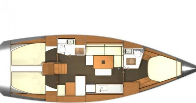 Noleggio yacht a Port du Crouesty – Dufour Dufour 405 Q su SamBoat