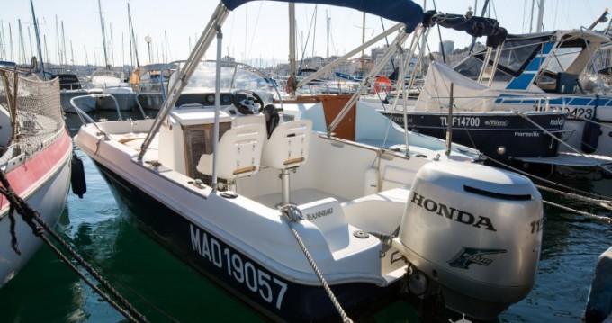 Noleggiare una Jeanneau Cap Camarat 545 WA a Vieux-Port de Marseille