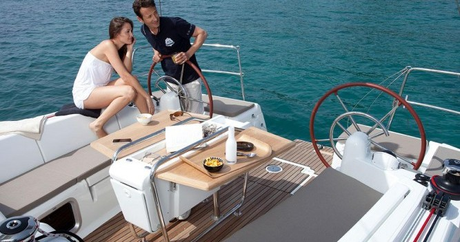 Noleggio barche Port du Crouesty economico Sun Odyssey 449 Q