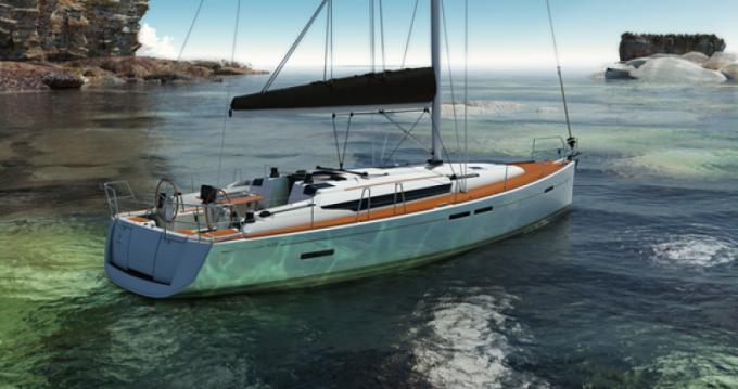 Noleggio barche Jeanneau Sun Odyssey 439 Q a Port du Crouesty su Samboat