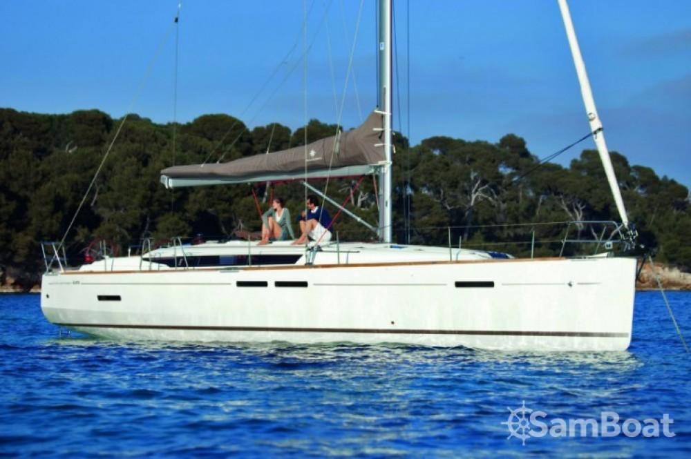 Noleggio barche Arzon economico Sun Odyssey 449 Q