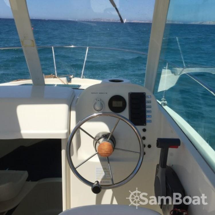 Noleggio barche Jeanneau Merry Fisher 530 Marsiglia su Samboat