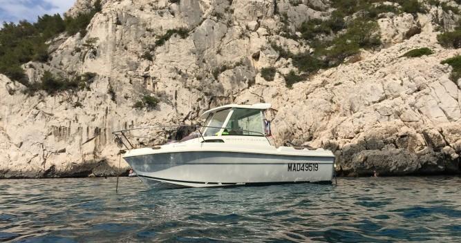 Noleggio barche Jeanneau Merry Fisher 530 a Marseille su Samboat