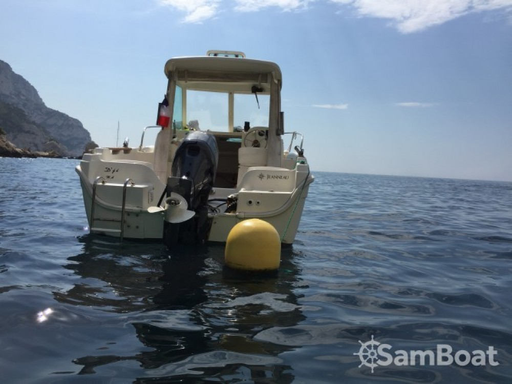 Noleggio barche Marsiglia economico Merry Fisher 530