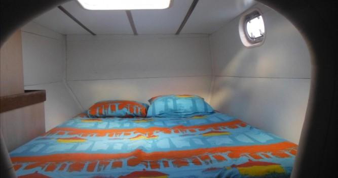 Catana Catana 411 tra privati e professionisti a Le Marin