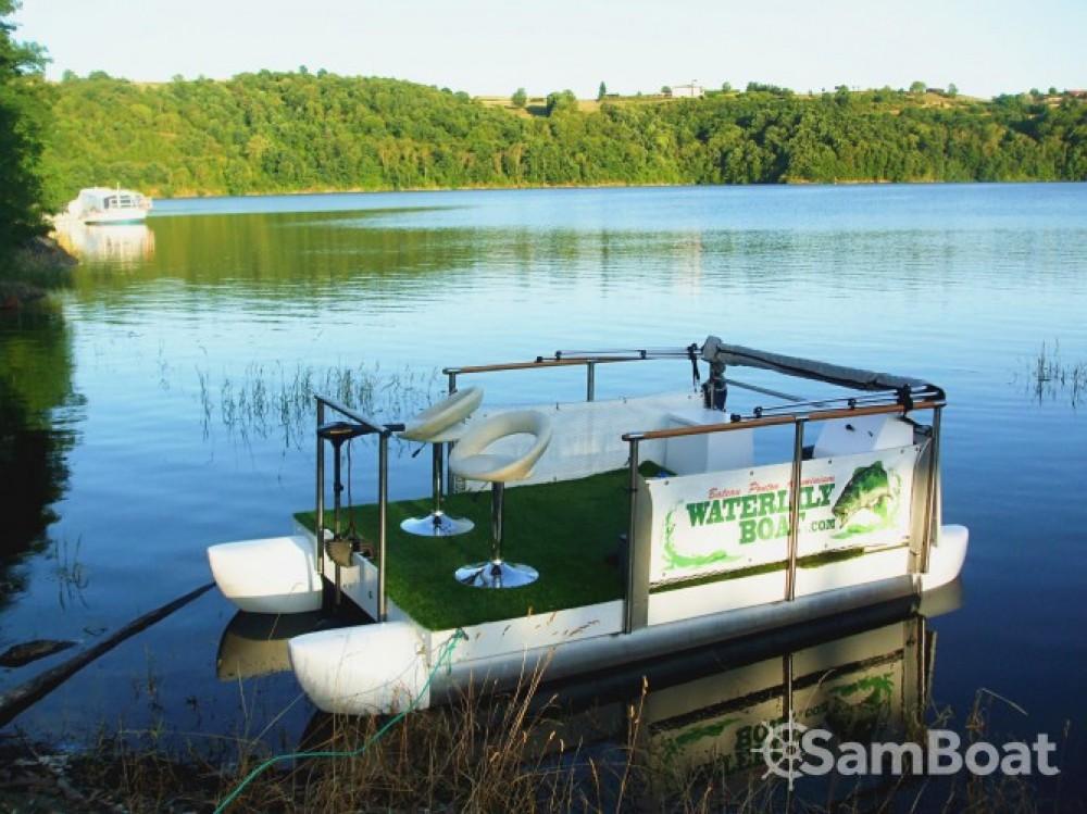 Noleggiare un'Waterlily-Boat Waterlily 3020 Villerest