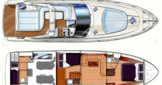 Noleggio barche Nice economico 45 Sport