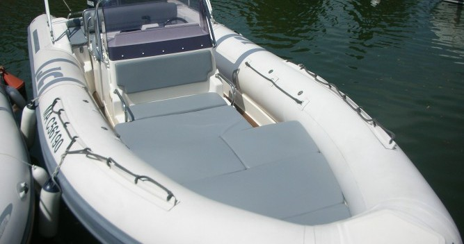 Noleggio barche Joker Boat Clubman 26 a Hyères su Samboat