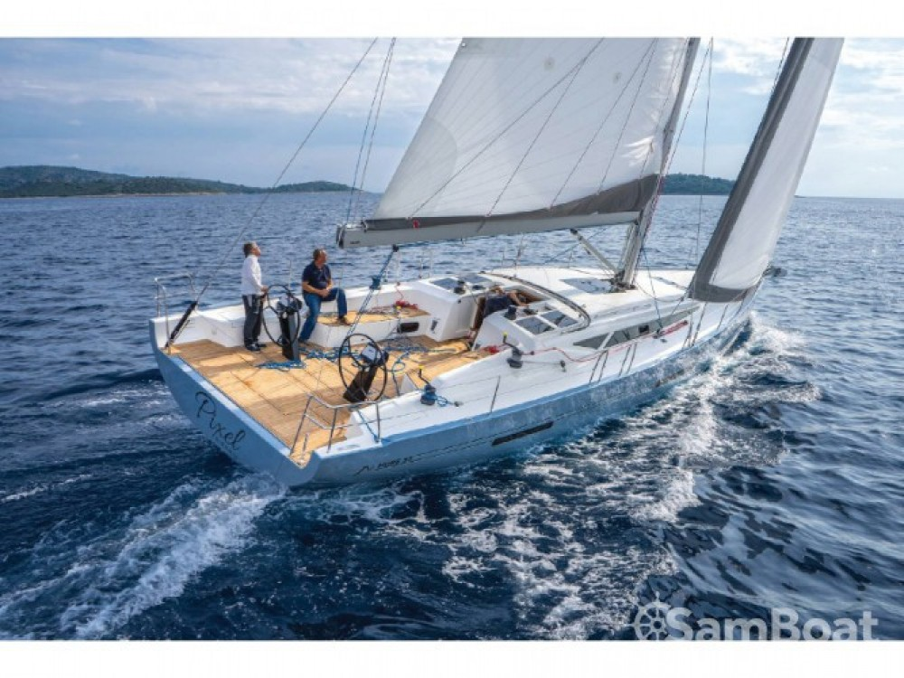 Noleggio barche Castel Abadessa economico More 55