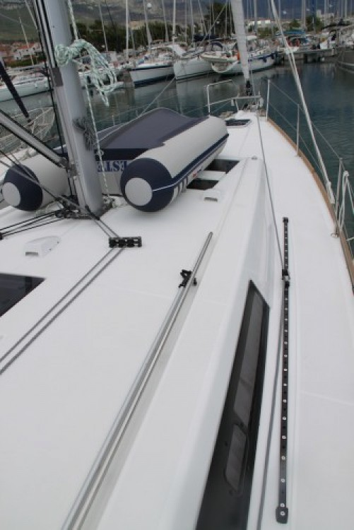 Noleggio barche Kaštel Gomilica economico Oceanis 45