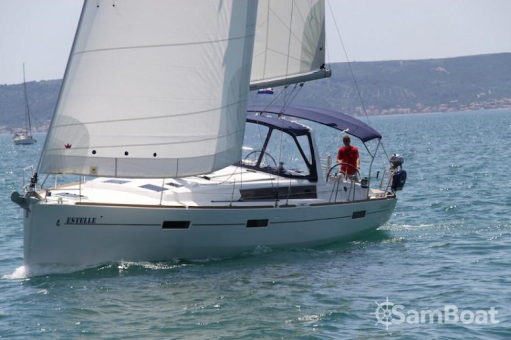 Noleggio yacht Kaštel Gomilica - Bénéteau Oceanis 45 su SamBoat