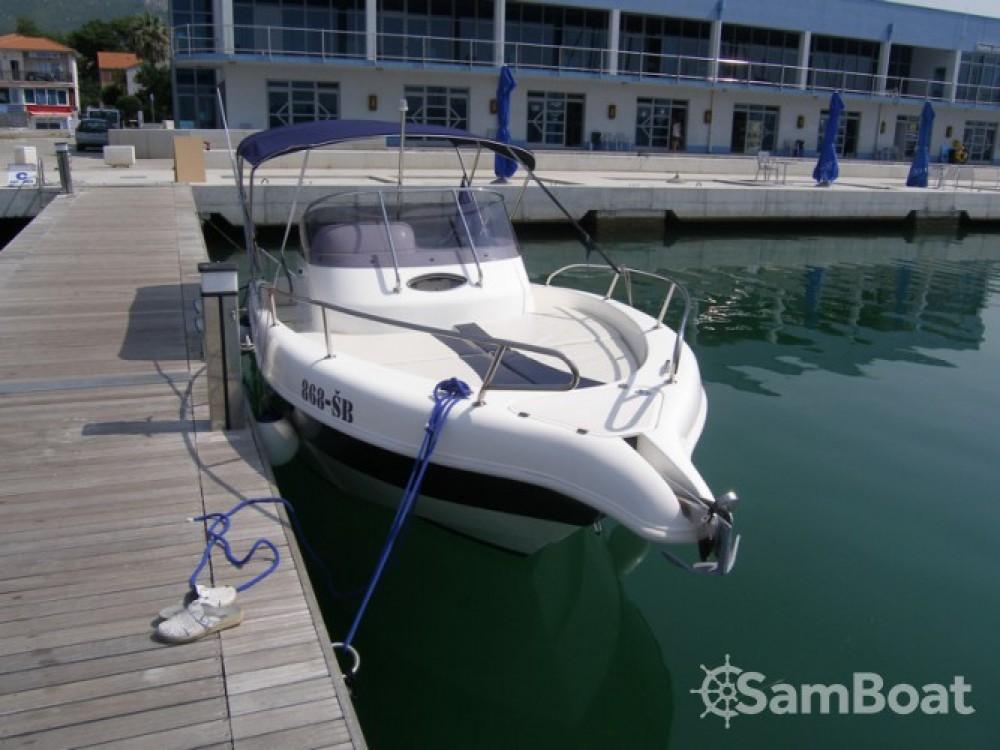 noleggio Barca a motore Castel Abadessa - Seabird-655