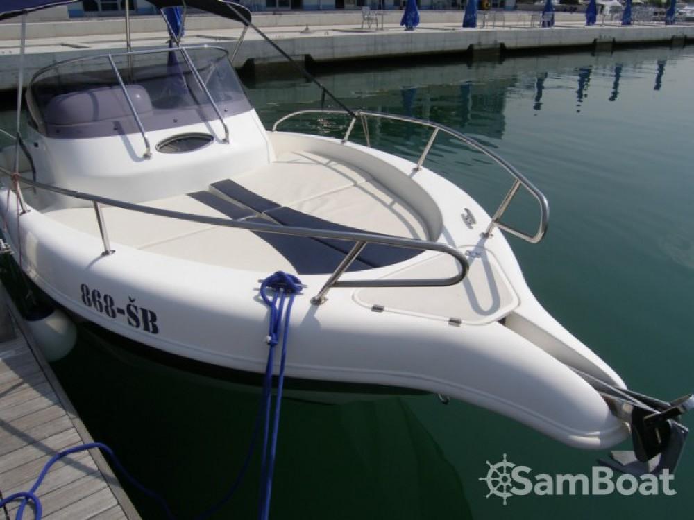 Noleggio Barca a motore con o senza skipper Seabird-655 Castel Abadessa