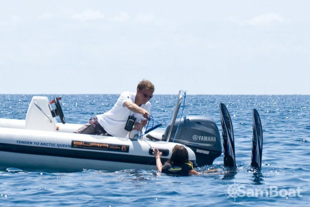 Noleggio Catamarano con o senza skipper Lagoon Castel Abadessa