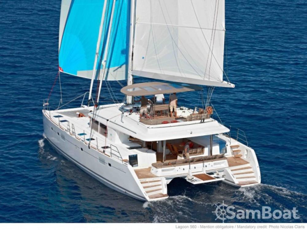 Noleggio yacht Castel Abadessa - Lagoon Lagoon 560 su SamBoat