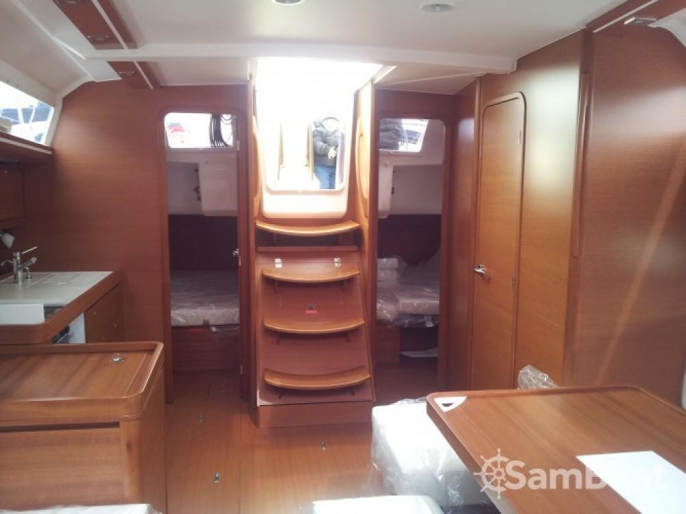 Noleggio barche Sicile economico Dufour 410 Grand Large
