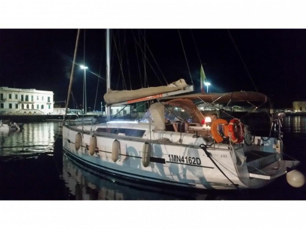 noleggio Barca a vela Sicile - Dufour Dufour 410 Grand Large
