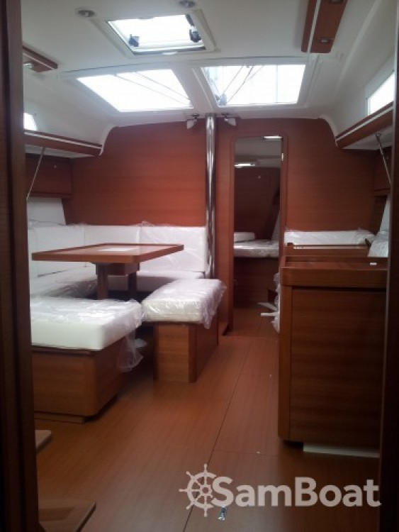 Noleggio yacht Sicile - Dufour Dufour 410 Grand Large su SamBoat