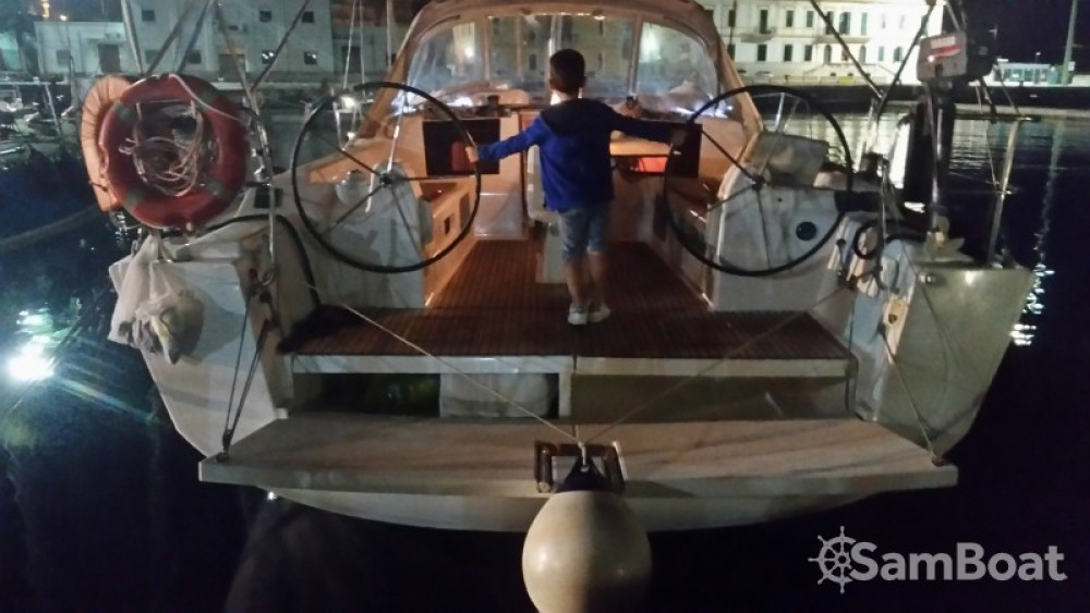 Noleggio barche Dufour Dufour 410 Grand Large Sicile su Samboat