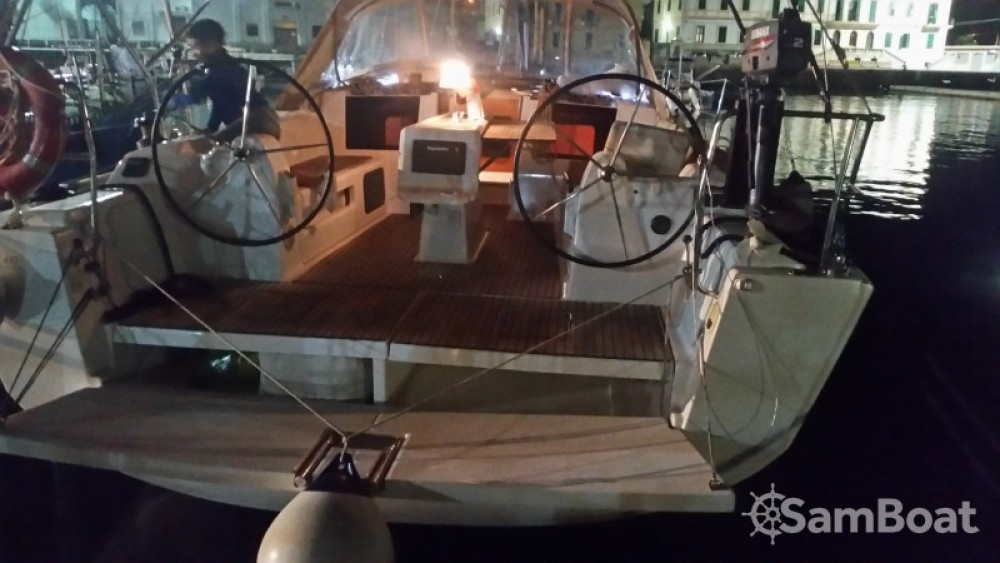Noleggio Barca a vela con o senza skipper Dufour Reggio di Calabria