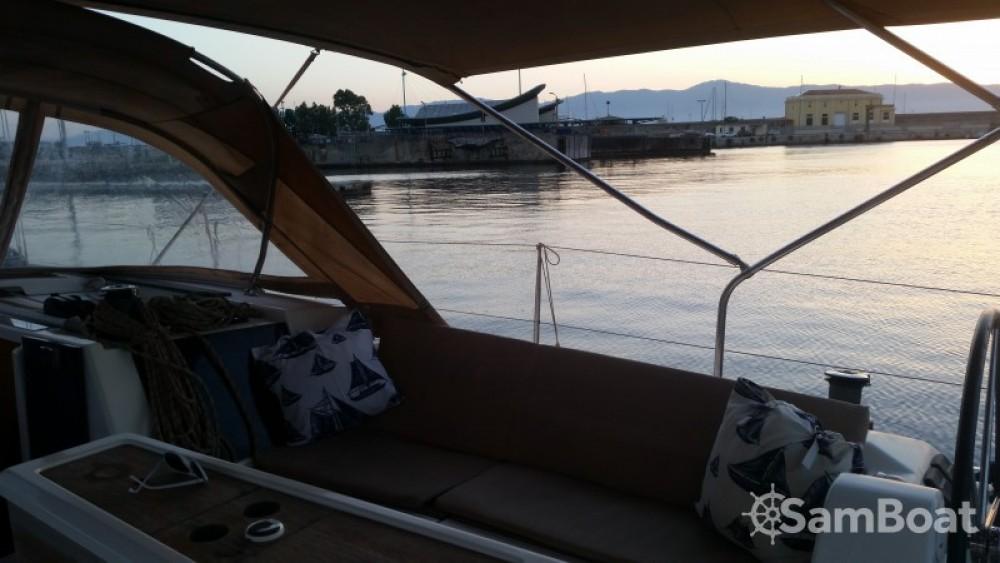 Barca a vela a noleggio Sicile al miglior prezzo