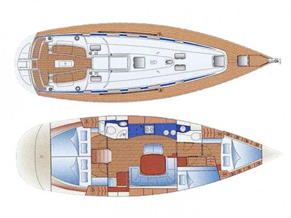 Noleggio barche Bavaria Bavaria 44 Leucade su Samboat