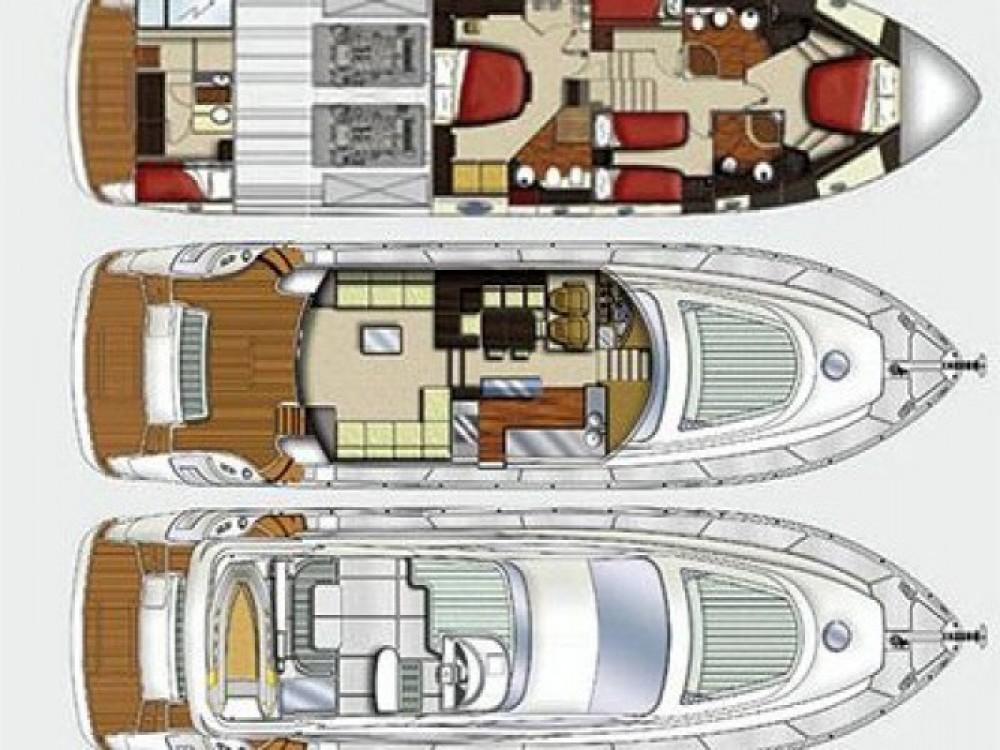 noleggio Yacht Capocesto - Aicon-64-Fly