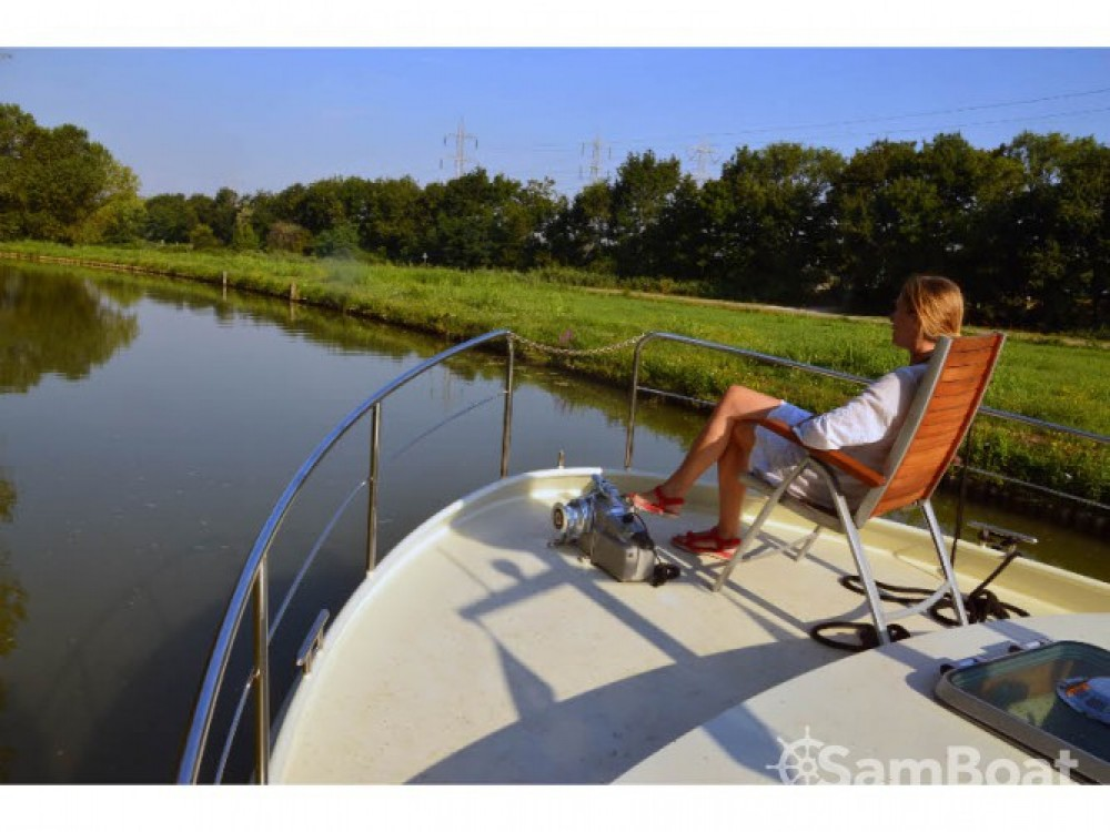 noleggio Barca a motore Venezia - Linssen Linssen Grand Sturdy 410 AC