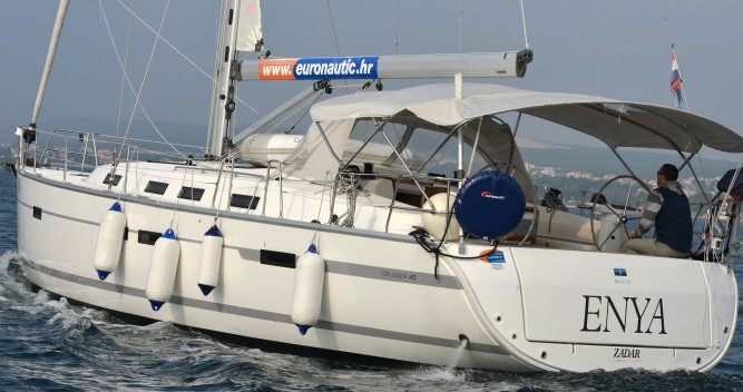 Bavaria Bavaria 45 Cruiser tra privati e professionisti a Biograd na Moru