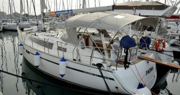 Noleggio Barca a vela a Biograd na Moru – Bavaria Cruiser 37