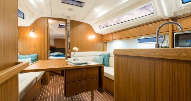 Bavaria Cruiser 37 tra privati e professionisti a Biograd na Moru