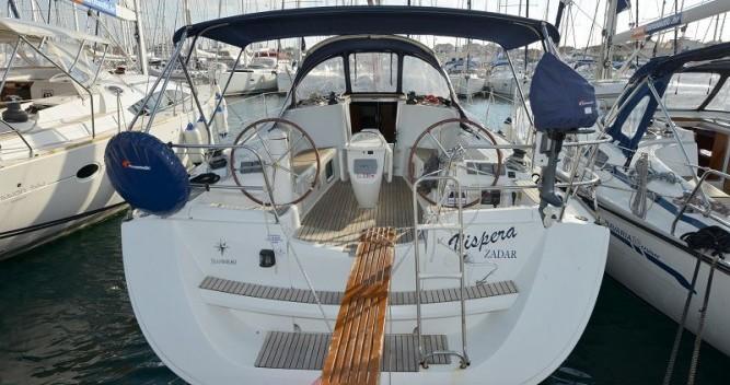 Noleggio Barca a vela a Biograd na Moru – Jeanneau Sun Odyssey 42i
