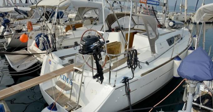 Noleggio barche Pirovac economico Sun Odyssey 33i