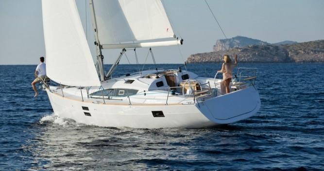 Noleggio Barca a vela a Biograd na Moru – Elan Impression 40
