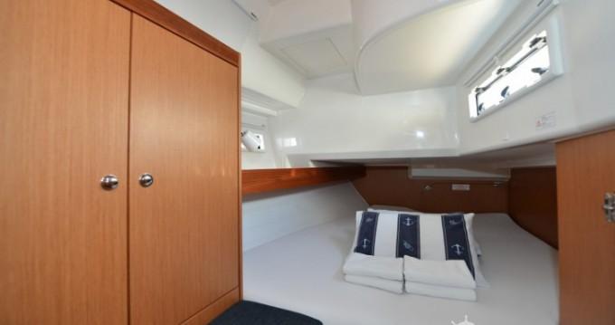 Bavaria Cruiser 40 tra privati e professionisti a Pirovac