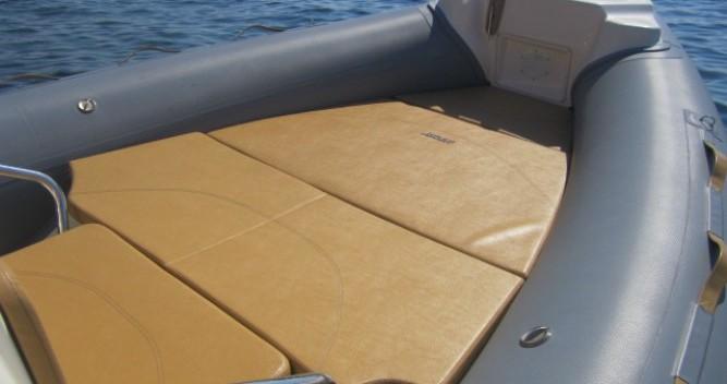 Noleggiare una Joker Boat Clubman 23 a Hyères